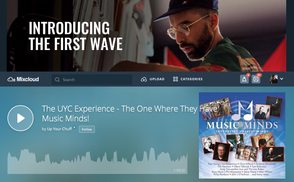 The UYC Experience – The One Where They Have Music Minds!