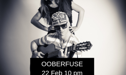 Ooberfuse live on BBC Radio London Feb 22nd 10pm