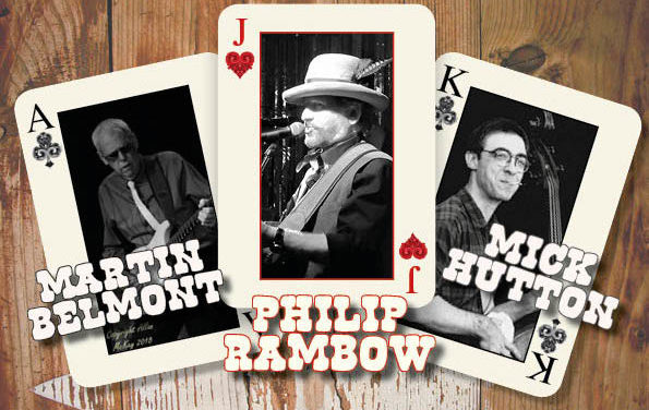 Gig: Grab your ticket for Philip Rambow and Martin Belmont at Green Note