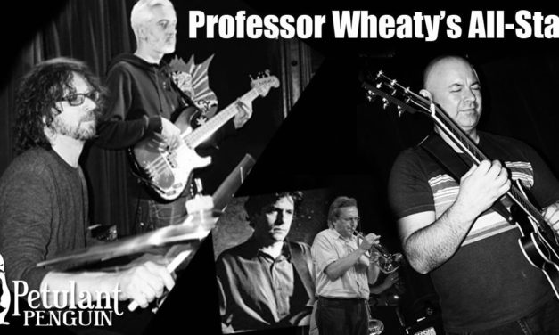 Professor Wheaty's All-Stars at The Rocket, April 23rd