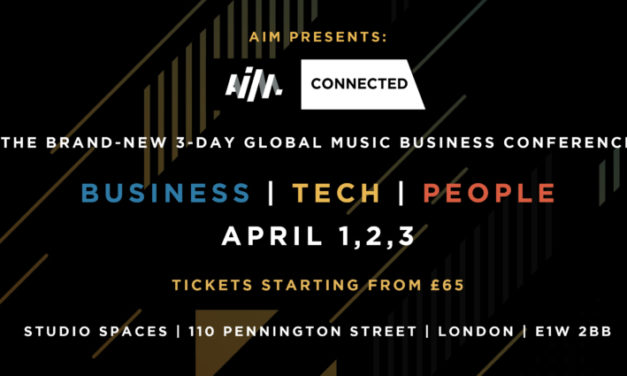 We're at AIM Connected…