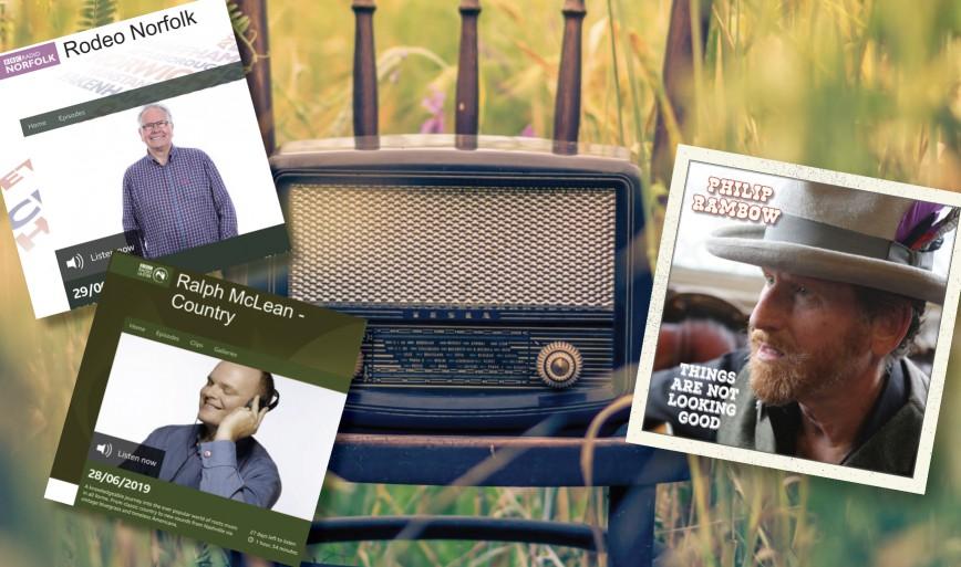 '…Looking Good' – It's Philip Rambow's single on the Radio