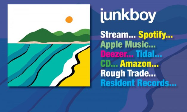 Junkboy album: We have the links to stream, download or buy on CD…
