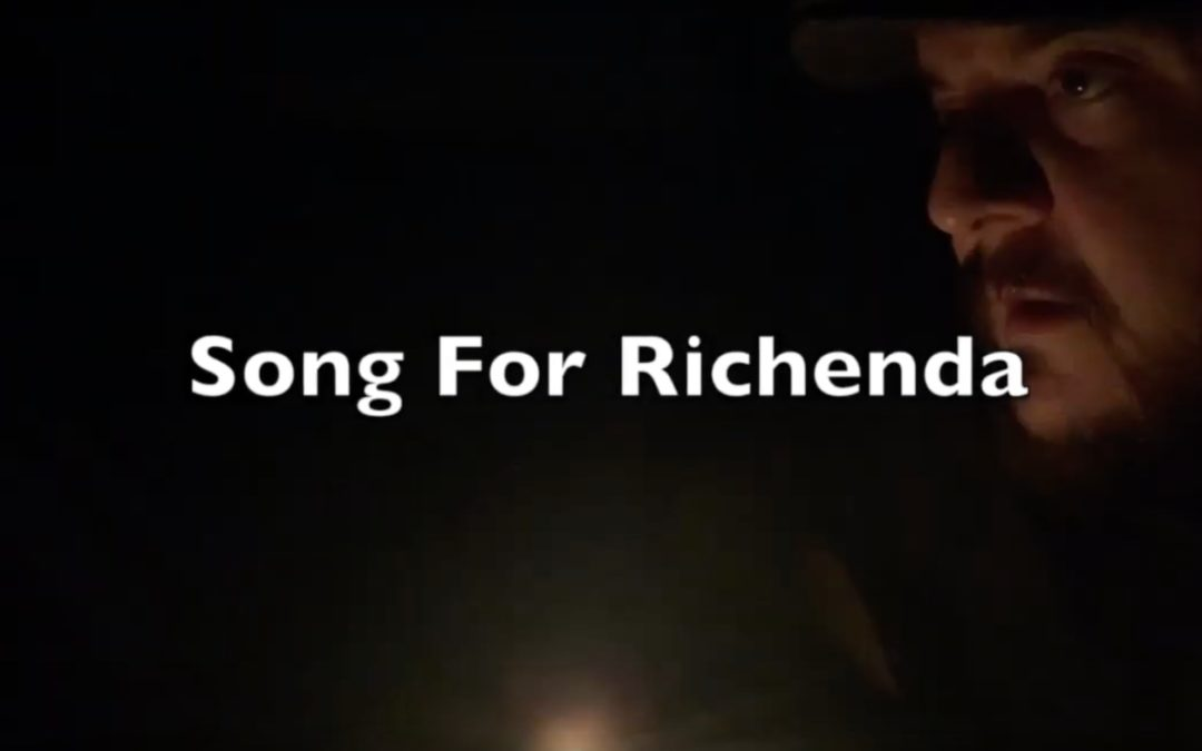 Brand New Zeros – 'Song For Richenda' from the forthcoming album