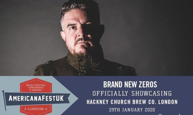 Brand New Zeros at AmericanaFest 2020