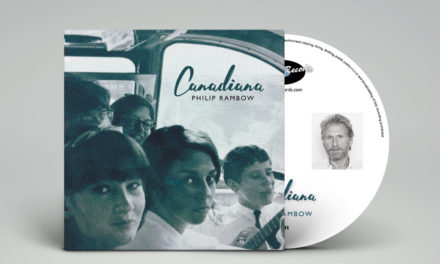 It's here! Philip Rambow's new album Canadiana…