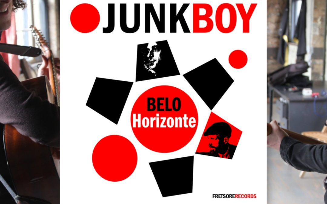 Junkboy – New single is the fabulous instrumental 'Belo Horizonte'