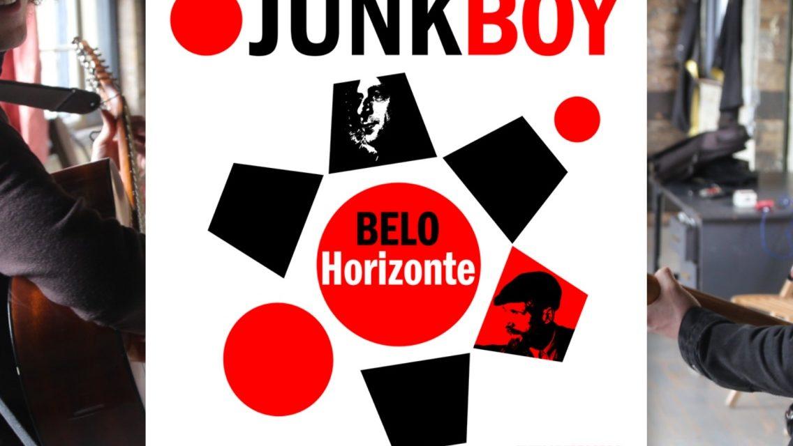 Junkboy – New single is the fabulous instrumental 'Belo Horizonte'