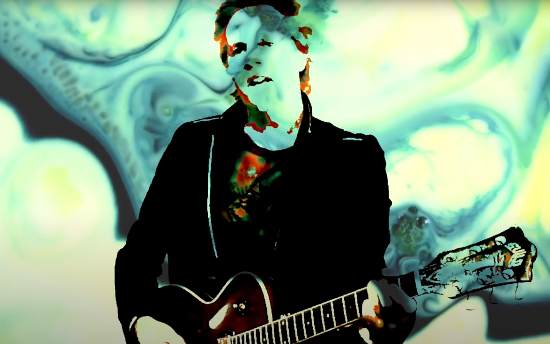 Check out Jack Henderson's new video for 'Where's the Revolution'!