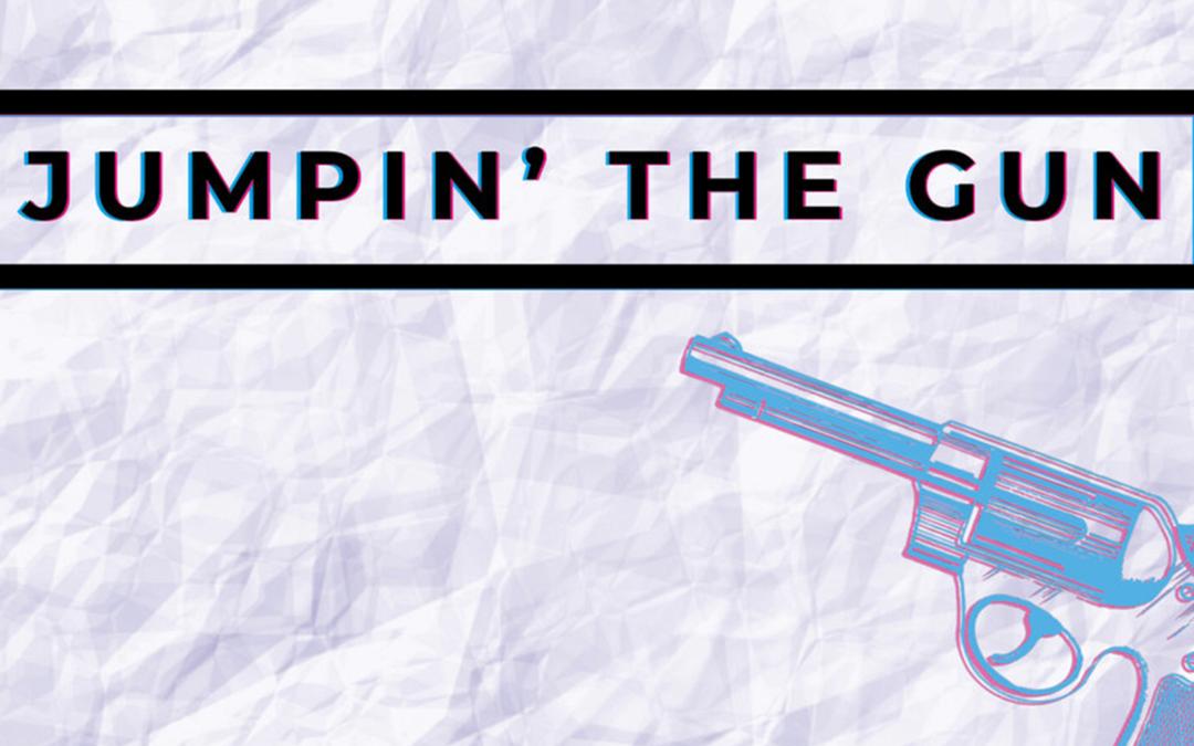 New Single: Jumpin' The Gun – Matt McManamon