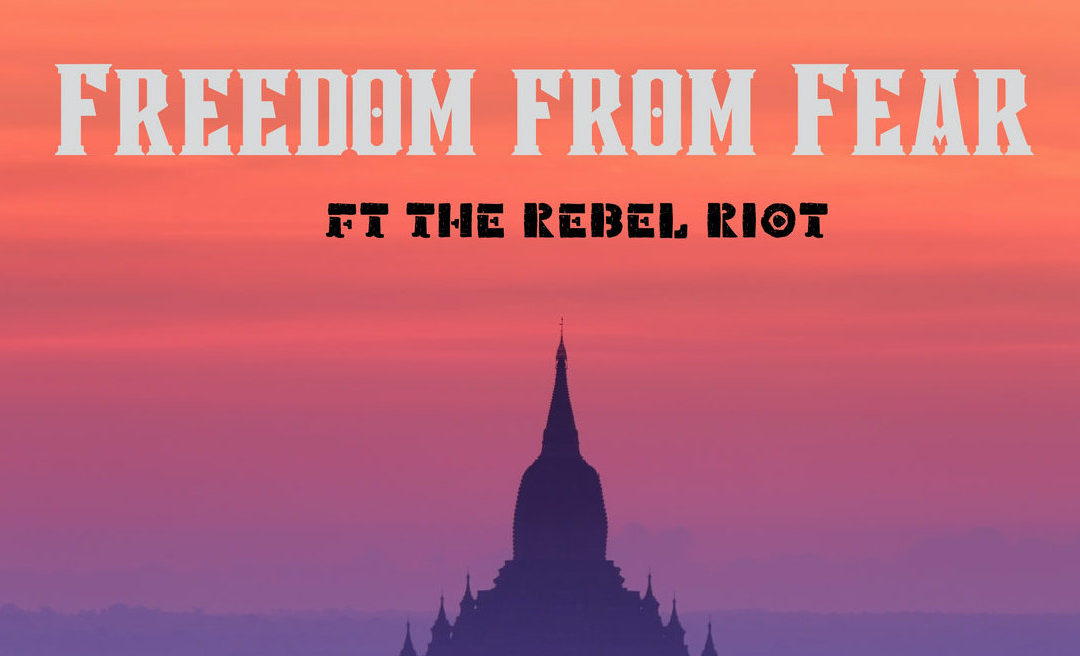Check out Ooberfuse's new single 'Freedom From Fear'  ft The Rebel Riot